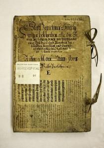 Das Stadtzeichnerbuch 1678–1685 (WStLA, Bürgerspital, B 8: Bd. 16)
